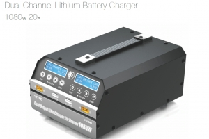 Skyrc Dual Channel Lithium UAV Battery Charger 1080W x 20A