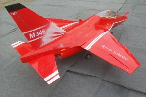 M346 Jet Trainer/Jet Airplane ARF Free Shipping