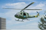 FLY WING UH-1 Iroquois GPS one key return/fixed point hovering Scale Helicopter BRF version